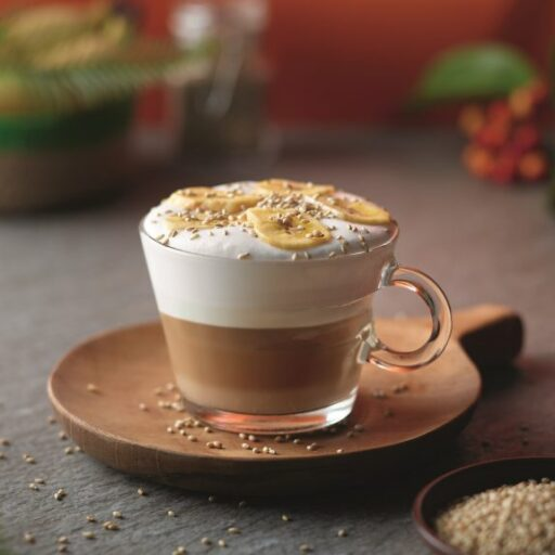 nespresso-recipes-CAPPUCCINO-BANANA-SESAME-SEEDS-768x575